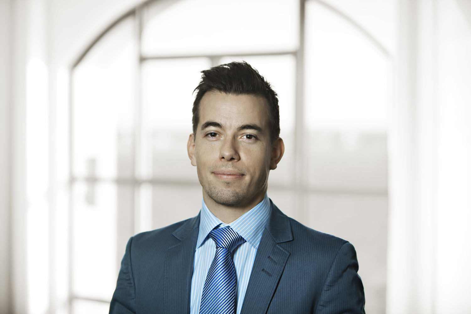 Chief Underwriter Anders Vium Gjelfort